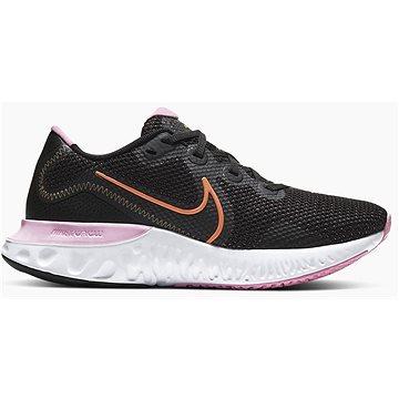 Nike Renew Run černá/růžová EU 38,5 / 241 mm - Běžecké boty