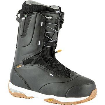 Nitro Venture Pro TLS Black-White-Gold vel. 46 EU / 305 mm - Boty na snowboard