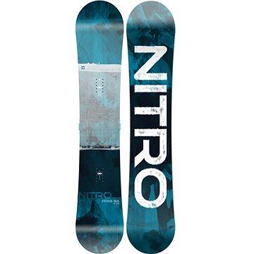 Nitro Prime Overlay Wide vel. 165 cm - Snowboard