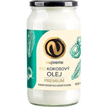 Nupreme BIO Kokosový olej 1000 ml - Olej
