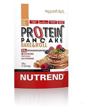 Nutrend Protein Pancake 750 g, bez příchuti - Palačinky