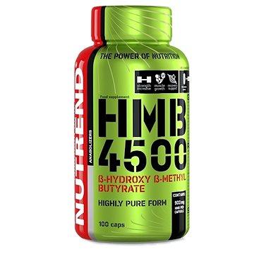 Nutrend HMB 4500, 100 kapslí, - Anabolizér