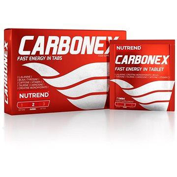 Nutrend Carbonex, 12 tablet - Energetické tablety