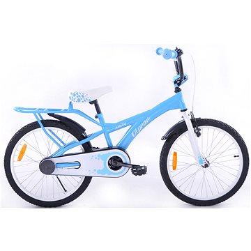 """OLPRAN Natty 20"""", modrá - Dětské kolo"""