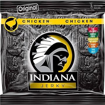 Indiana Jerky chicken Original 60g - Sušené maso