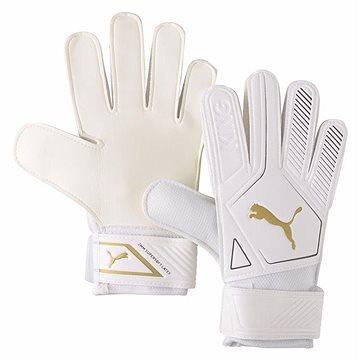 PUMA King 4 bílé vel. 11 - Brankářské rukavice