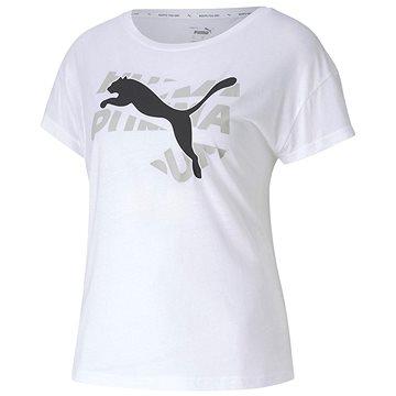 Puma Modern Sports Graphic white M - Tričko