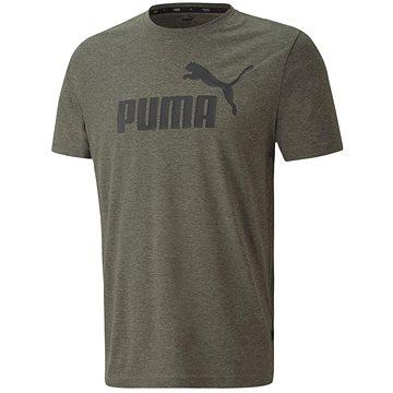 Puma Photo Tee green M - Tričko