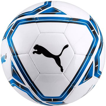 Puma Final 6 MS Ball blue, vel. 4 - Fotbalový míč