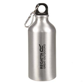 Regatta 0.5l Alu Bottle Silver - Láhev na pití