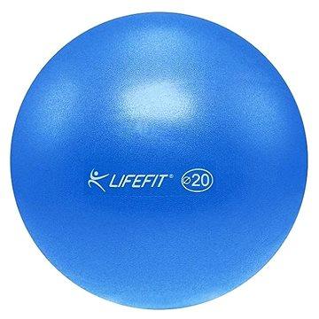 Lifefit overball 20cm, modrý - Gymnastický míč
