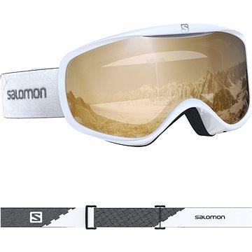 Salomon Sense Access White/Uni T.Orang - Lyžařské brýle