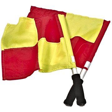 Select Červeno - žluté vlajky  - Vybavení pro fotbalové rozhodčí