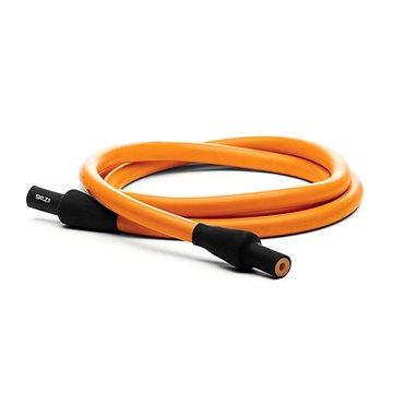 SKLZ Training Cable Light, odporová guma oranžová, slabá 13 kg - 18 kg - Posilovací guma