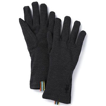 Smartwool Merino 250 Glove Charcoal Heather vel. XS - Rukavice
