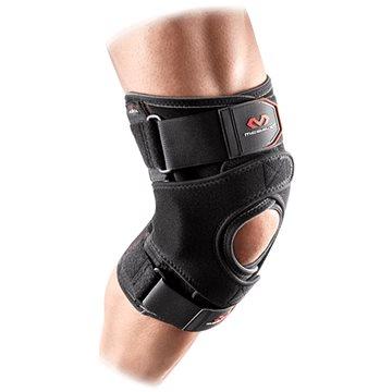 McDavid VOW Knee Wrap w/ Hinges & Straps 4205, černá XL - Ortéza na koleno