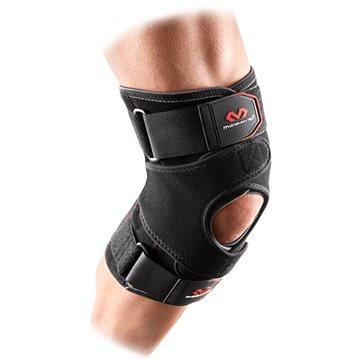 McDavid VOW Knee Wrap w/ Stays & Straps 4203, černá L - Ortéza na koleno