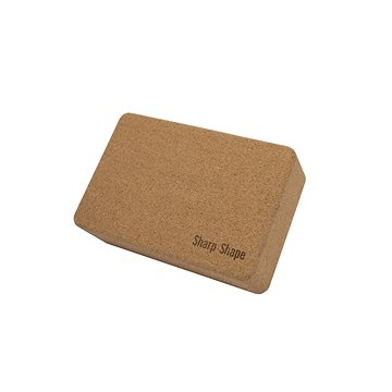 Sharp Shape Cork yoga block - Blok