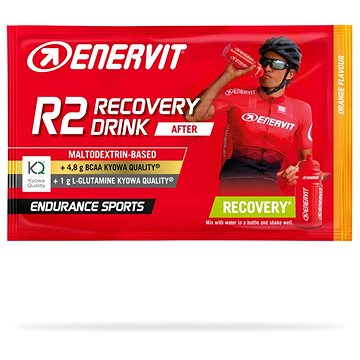 Enervit Recovery Drink (50 g) pomeranč - Sportovní nápoj