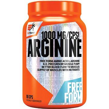 Extrifit Arginine 1000 mg, 90 kapslí - Anabolizér