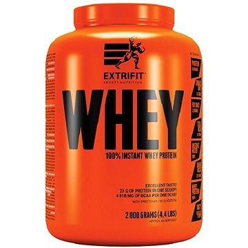 Extrifit 100% Whey Protein 2 kg čokoláda - Protein