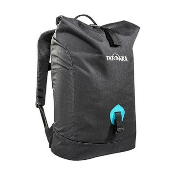 Tatonka GRIP ROLLTOP PACK S black - Městský batoh