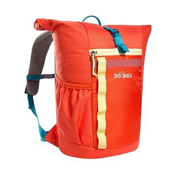 Tatonka Rolltop Pack JR 14 red orange - Turistický batoh
