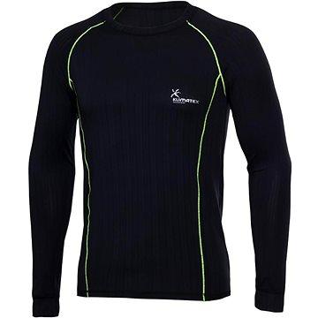 Klimatex Silk Touch KRYSTOF black S - Tričko