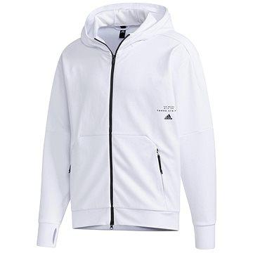 Adidas Must Haves bílá vel. XL - Mikina