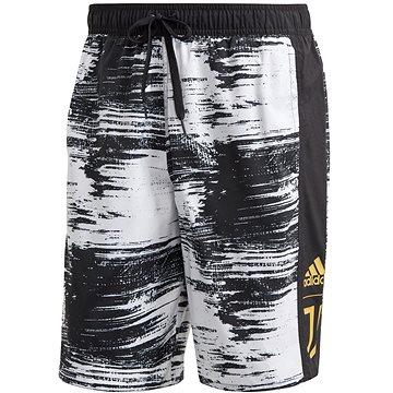 Adidas Juventus Turin černá/bílá vel. S - Kraťasy