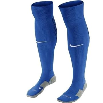 Nike Team MatchFit Core Football, modrá/šedá, EU 34 - 38 - Štulpny