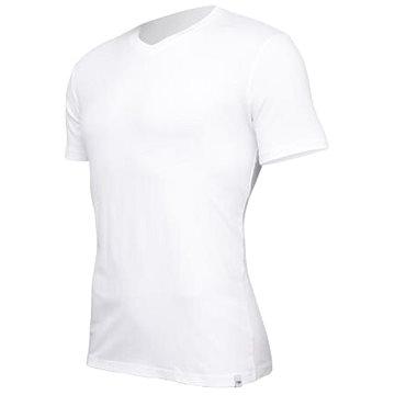 Tufte V-neck White, bílá vel. L - Tričko
