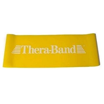 THERA-BAND Loop 7,6 x 30,5 cm, žlutá, slabá - Posilovací guma