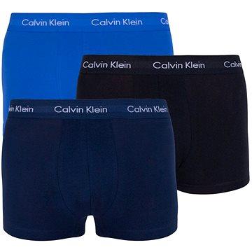 Calvin Klein 3Pack U2664G-4KU, vícebarevná vel. XL - Boxerky