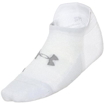 Under Armour Dry Run white, vel. 43-45 - Ponožky