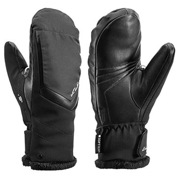 Leki Stella S Lady Mitt black vel. 7,5 - Lyžařské rukavice
