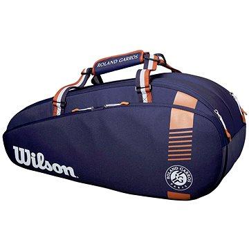 Wilson Roland Garros Team 6pk  - Sportovní taška