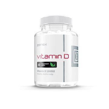 Zerex Vitamin D 1000IU - Vitamín