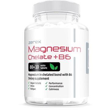 Zerex Magnesium + B6 - Vitamín