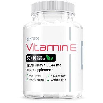 Zerex Vitamin E v přírodní formě - Vitamín