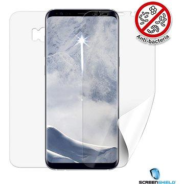 Screenshield Anti-Bacteria SAMSUNG Galaxy S8 Plus na celé tělo - Ochranná fólie