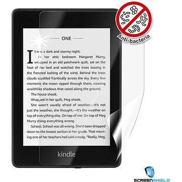 Screenshield Anti-Bacteria AMAZON Kindle paperwhite 4 na displej - Ochranná fólie