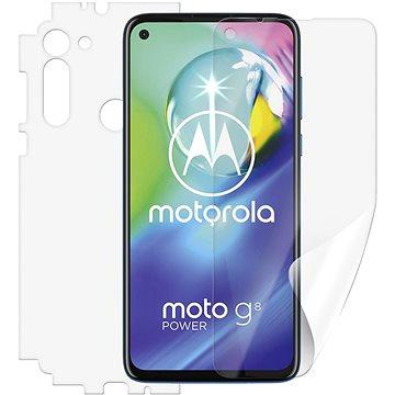 Screenshield MOTOROLA Moto G8 XT2045 na celé tělo - Ochranná fólie