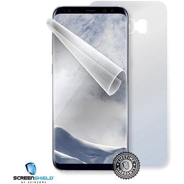 ScreenShield pro Samsung Galaxy S8+ (G955) na displej telefonu - Ochranná fólie