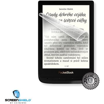 Screenshield POCKETBOOK 627 Touch Lux 4 na displej - Ochranná fólie
