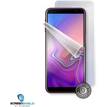 Screenshield SAMSUNG Galaxy J6+ (2018) na celé tělo - Ochranná fólie