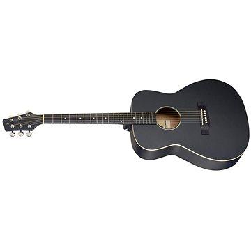 Stagg SA35 A LH černá - Akustická kytara