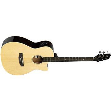 Stagg SA35 ACE-N - Elektroakustická kytara