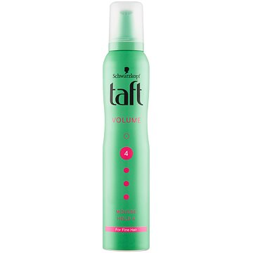 SCHWARZKOPF TAFT Volume Ultra Strong Mousse 200 ml - Tužidlo na vlasy