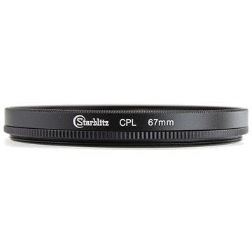Starblitz cirkulárně polarizační filtr 67mm - Polarizační filtr